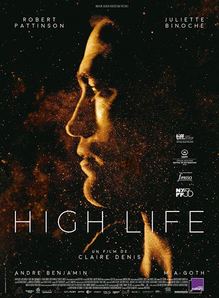 Robert Pattinson's Sci-Fi High Life First Official Trailer