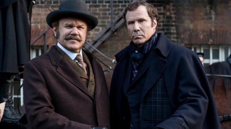 Holmes & Watson Filminden İlk Fragman Yayında