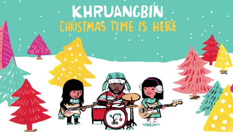 Khruangbin Christmas Time Is Here Şarkısına Cover Yayında