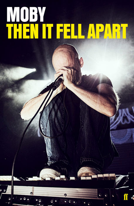 Moby Announces Second Book Then It Fell Apart Detailing Dark Side of Fame