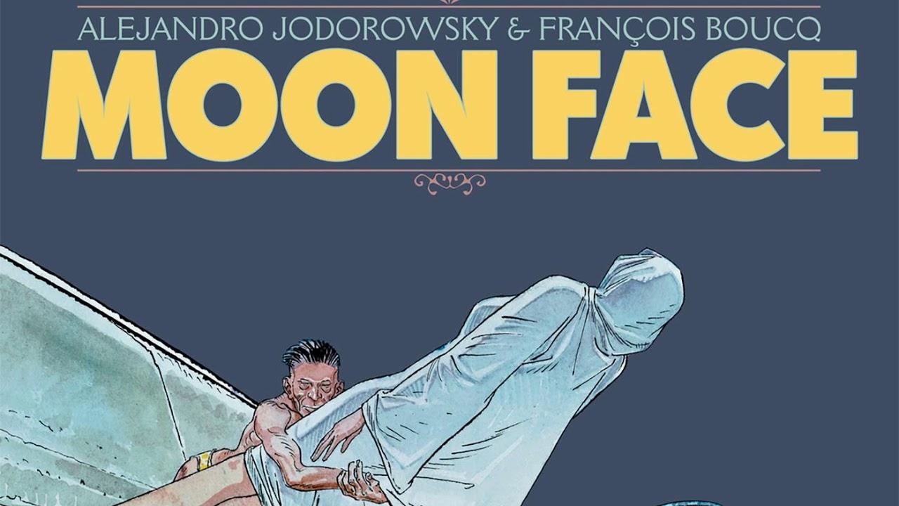 Alejandro Jodorowsky ile Francois Boucq'dan Delilik Distopyası Moon Face