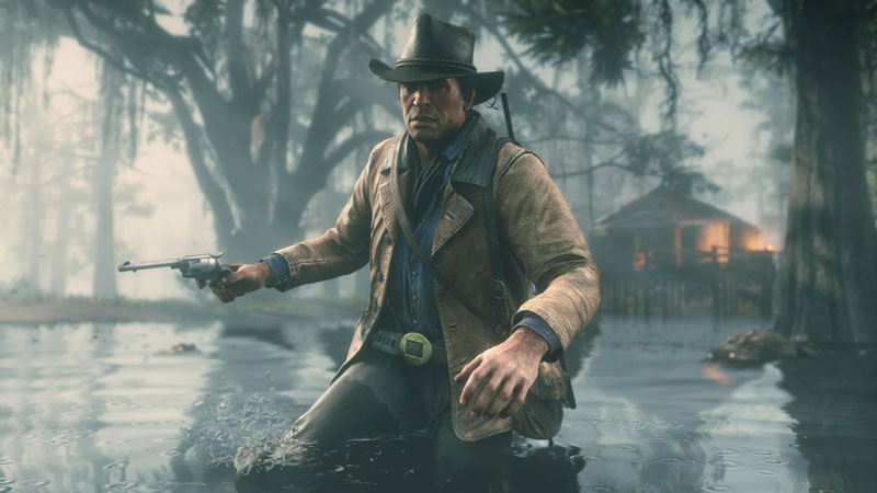 Red Dead Redemption 2 Launch Trailer and Gameplay