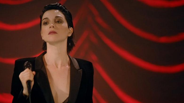 St. Vincent MASSEDUCTION Albümünden Savior Şarkısına Video
