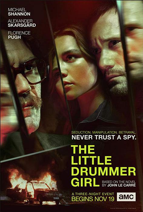 The Little Drummer Girl First Trailer: TV Mini-Series Based on John le Carre's Novel