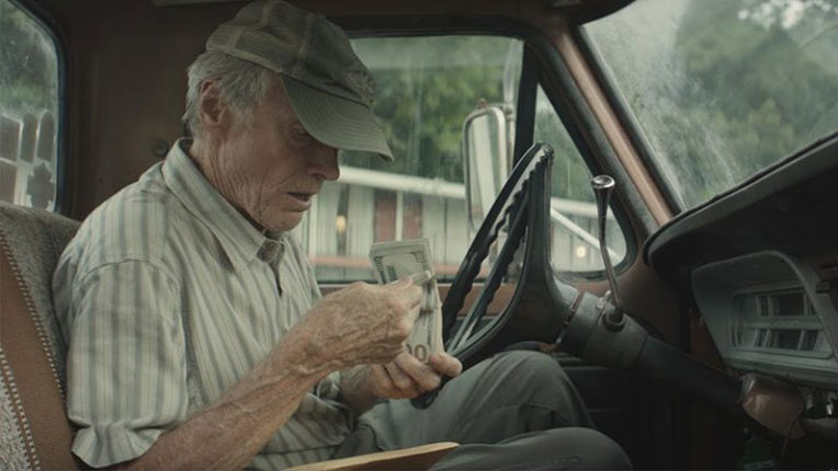 Clint Eastwood ve Bradley Cooper'lı The Mule İlk Fragman