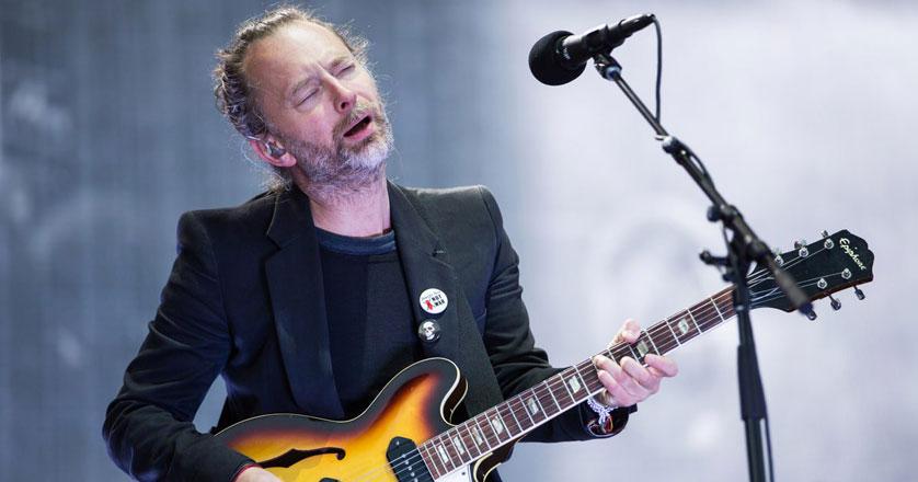 Thom Yorke Hands Off the Antarctic Adlı Yeni Şarkısını Yayınladı