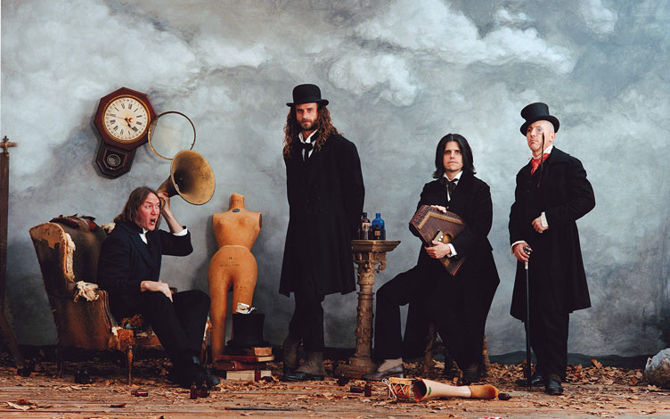 Tool Announce First New Album 2019 Europe Tour Dates
