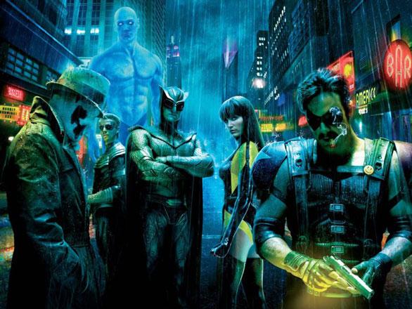 Watchmen Dizisinden İlk Görüntü Paylaşıldı