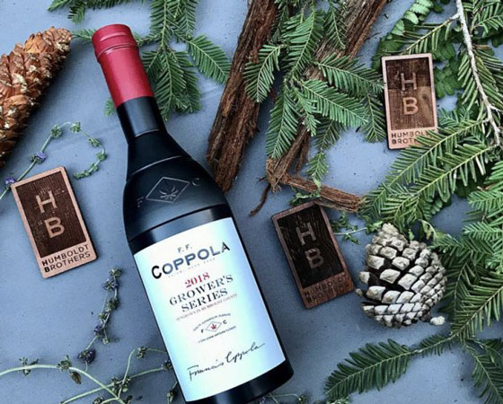 Francis Ford Coppola Made a Cannabis to Go With His Winery Company