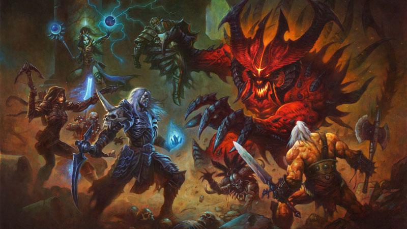 Blizzard'ın Efsane Oyunlarından Yeni Diablo 4 Geliyor