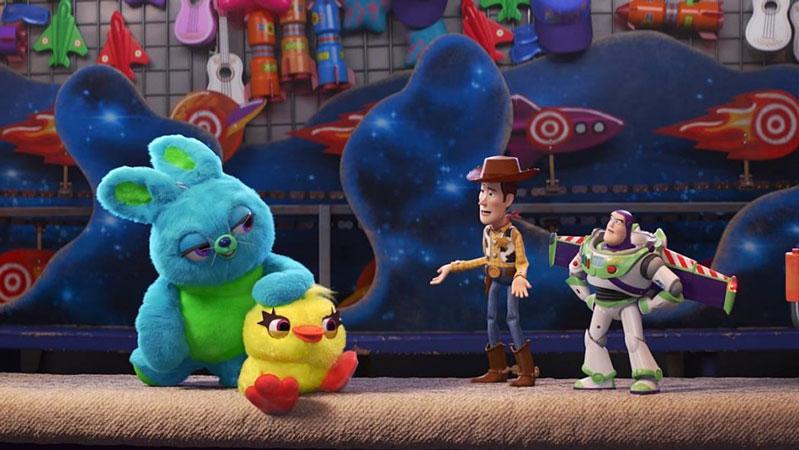 Toy Story 4 Filminden Yeni Fragman Paylaşıldı!