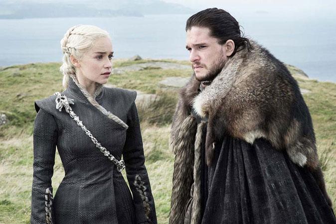 Game of Thrones Kamera Arkası Görüntüleri Paylaşıldı