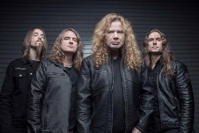 Megadeth Yeni Albüm Kayıtlarına Başladı