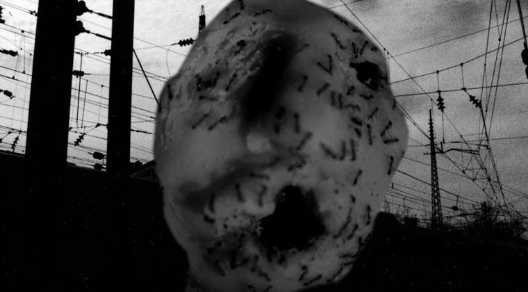 Ant Head (2018) Short Movie - David Lynch