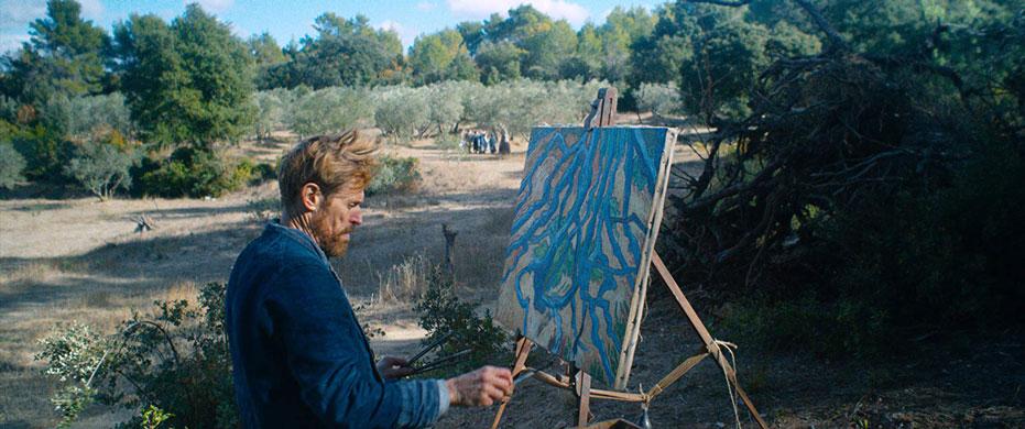 Willem Dafoe'lu Van Gogh Filmi At Eternity's Gate 6 Aralık'ta [Fragman]