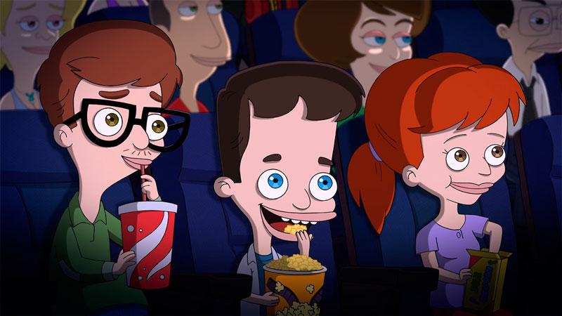 Big Mouth 3. Sezonuyla Yeniden Netflix Ekranlarında