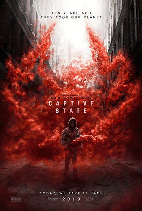 Captive State Movie Poster 2019 IMDB