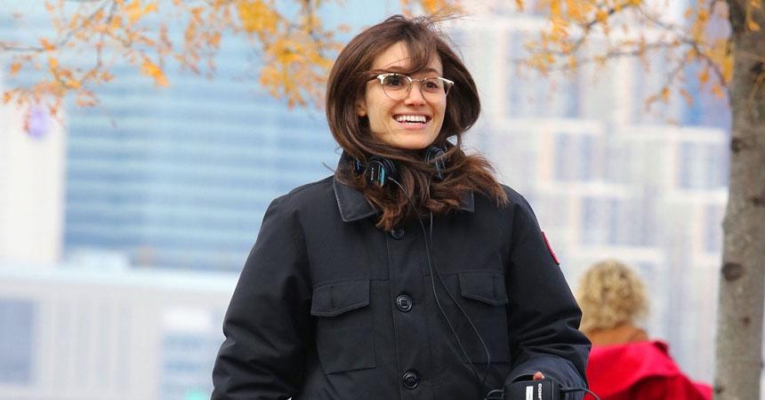 Amazon's Emmy Rossum Director's TV Series Modern Love Stars