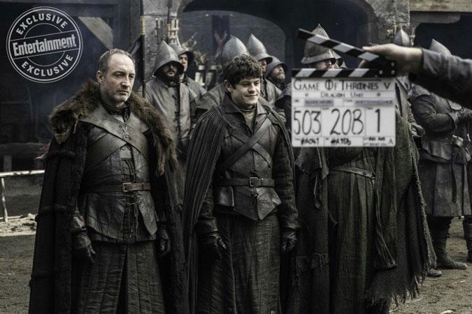 Game of Thrones Kamera Arkası 2