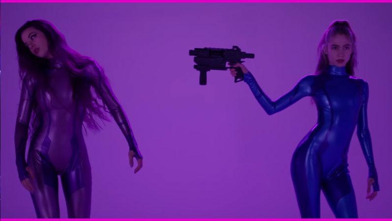 Grimes Yeni Albümünden We Appreciate Power Parçasını Paylaştı [Dinle]