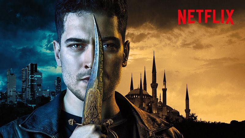 Netflix İlk Türk Dizisi Hakan: Muhafız İlk Resmi Fragman Yayınlandı