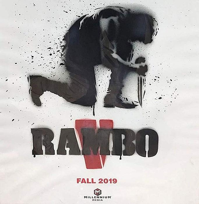 Rambo 5: Last Blood Movie Poster