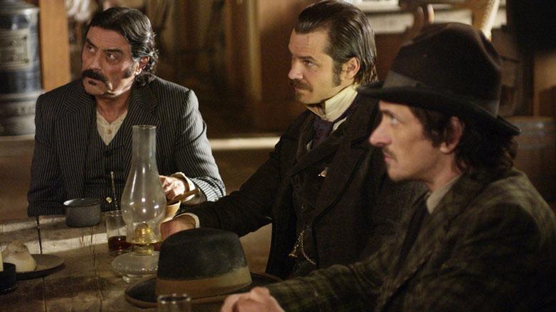 Western Efsanesi Deadwood Filminin Çekimleri Başladı