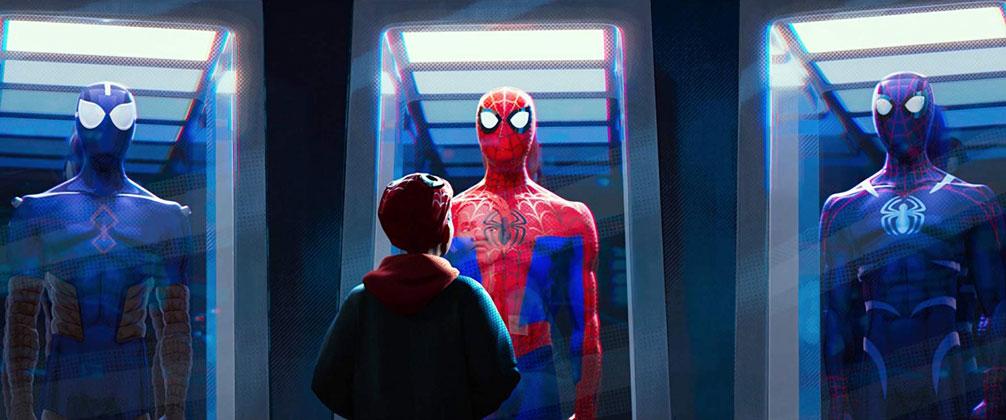 Spider-Man: Into The Spider-Verse 14 Aralık Vizyon Öncesi Yeni Fragman