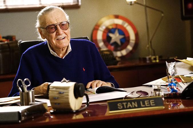 Ünlü Yazar Stan Lee Hayatını Kaybetti