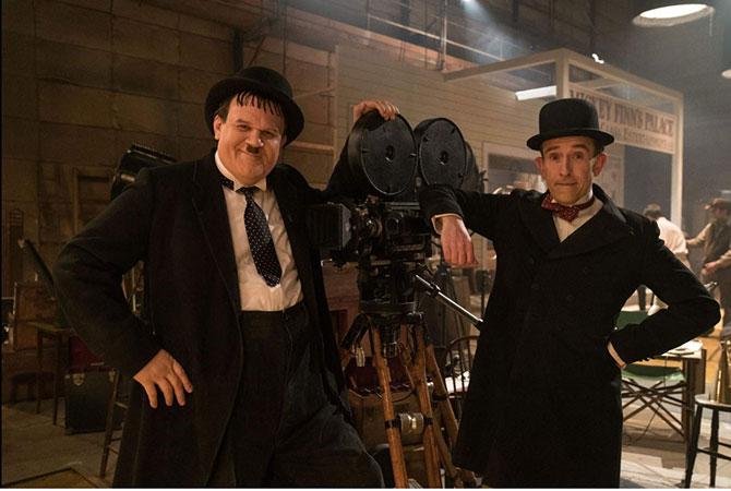 Laurel & Hardy Hikayesi Stan & Ollie 11 Ocak 2019'da [Fragman]