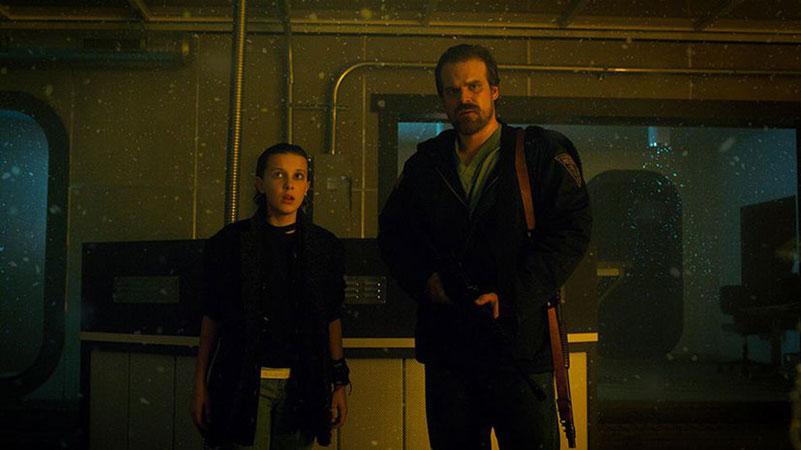 Stranger Things 3. Sezon'dan Gizemli Bir Paylaşım Geldi