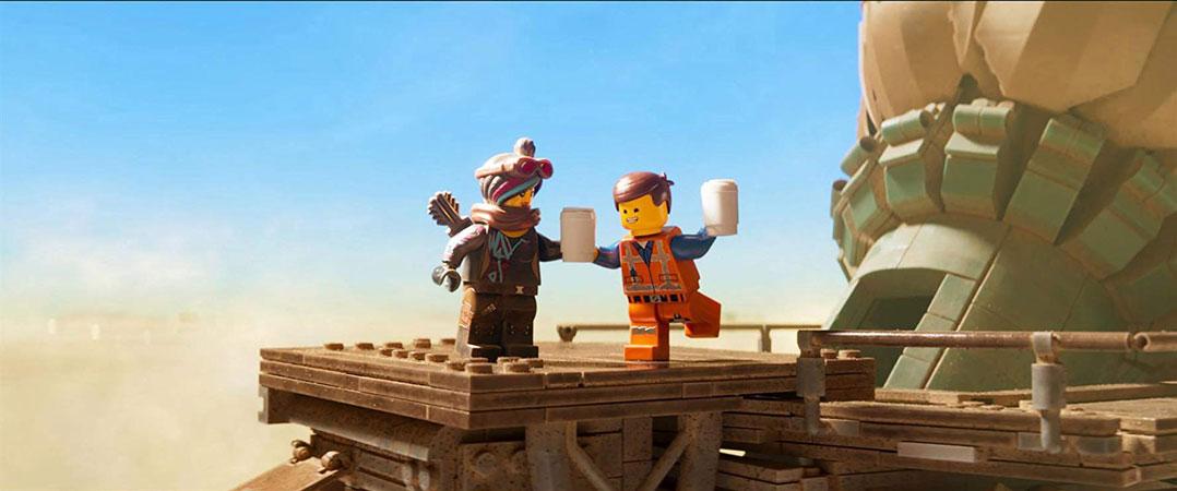 LEGO Filmi 2 - The Lego Movie 2: The Second Part 8 Şubat 2019'da Vizyonda [Fragman]