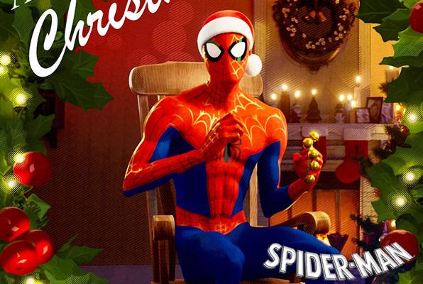 Spider-Man: Into The Spider-VerseA Very Spidey Christmas - EP album listen