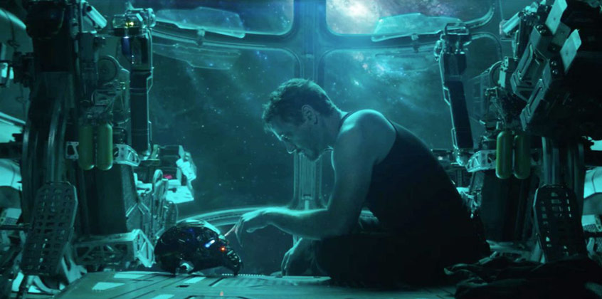 Marvel Avengers: Endgame 26 Nisan 2019'da Vizyonda [İlk Fragman]