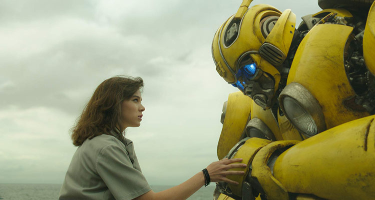 Transformers Filmi Bumblebee Sinemalarda! İşte Konusu, Detaylar [Video]