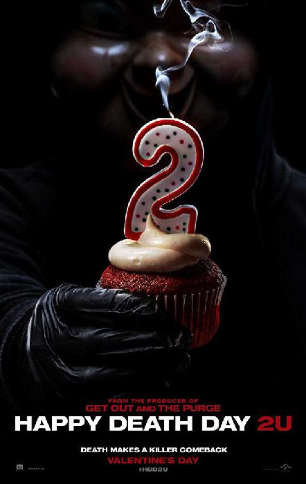 Happy Death Day 2U film izle poster konusu oyuncular