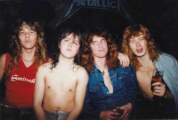 Metallica Cliff Burton'lu İlk Konserinin Ses Kayıtlarını Paylaştı [Dinle]