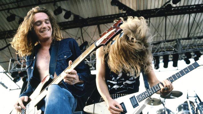 metallica cliff burton ilk konser, cliff burton kimdir, metallica konserleri 1983