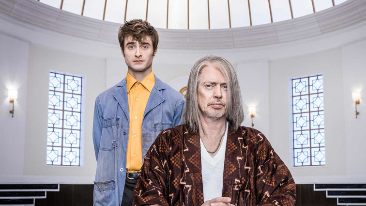 Daniel Radcliffe'li Miracle Workers 12 Şubat'ta Yayında [Fragman]