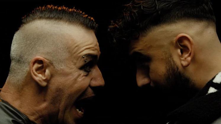 Rammstein Solisti Lindemann ve Haftbefehl Şarkısı Mathematik [Video]