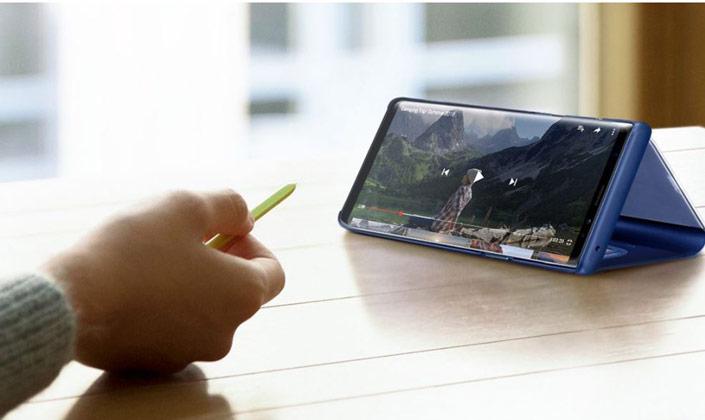Samsung Galaxy Note9 Cep Telefonu Özellikleri ve Fiyatı [Video]