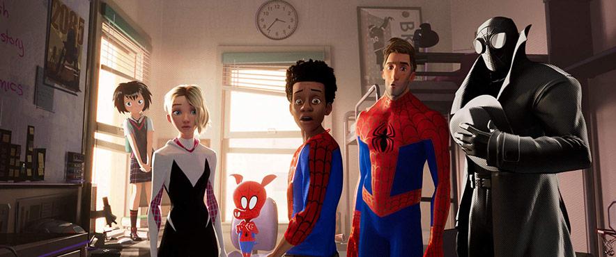 Spider-Man: Into The Spider-Verse Filmi Yılbaşı Müzikleri Yayında [Dinle]