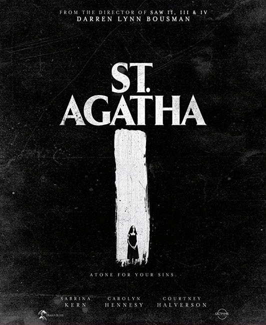 korku filmi st agatha poster fragman konusu 2018