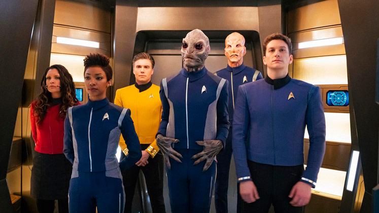 Star Trek: Discovery 2. Sezon 17 Ocak 2019'da Başlıyor [Fragman]