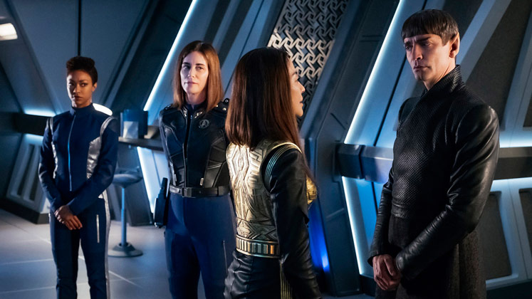 star trek discovery dizi 2. sezon konusu, fragman, oyuncular izle