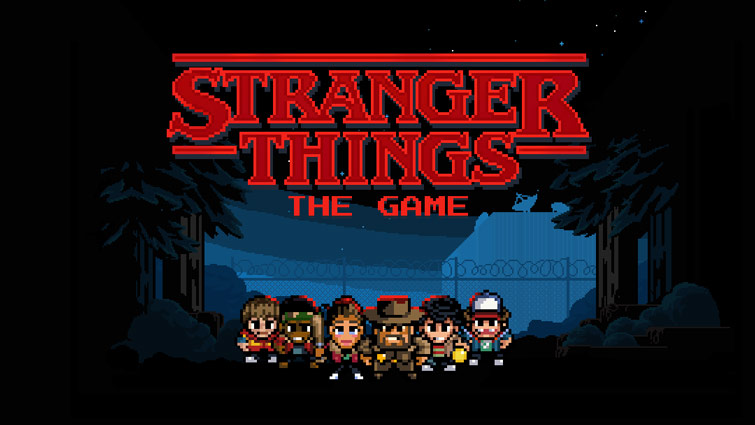Stranger Things: The Game Oyunu Duyuruldu [Video]