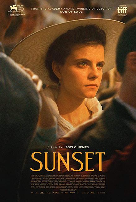 sunset napszállta laszlo nemes film fragman izle sinemalar poster konusu