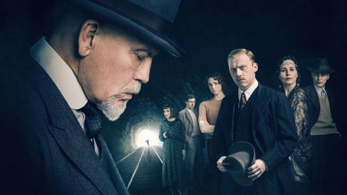 John Malkovich'li The ABC Murders 1 Şubat'ta Yayında [İlk Fragman]