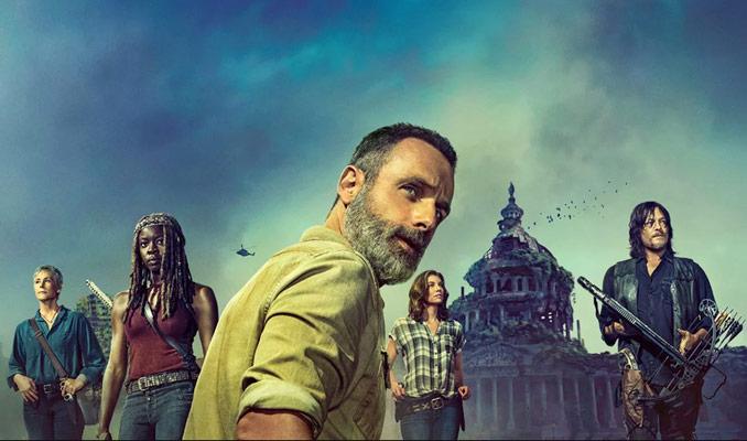 The Walking Dead 9. Sezon Devamı Ne Zaman? [Yeni Fragman]