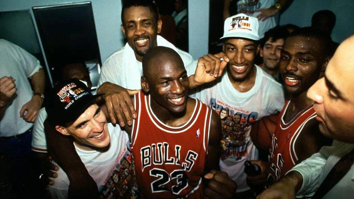 Michael Jordan'ın Belgeseli The Last Dance 2020'de Yayında [Fragman]